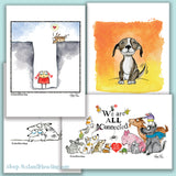 """Love & Kindness"" Greeting Card Set"