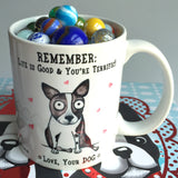 Remember: Life is Good mug