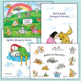 """Sympathy & Comfort"" Greeting Card Set"