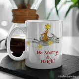 """Be Merry"" Holiday Mug (NEW for 2019!)"