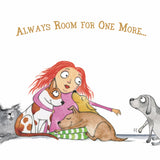 "DONATION Print: ""Always Room for One More"" Archival Giclée - Red and Howling"