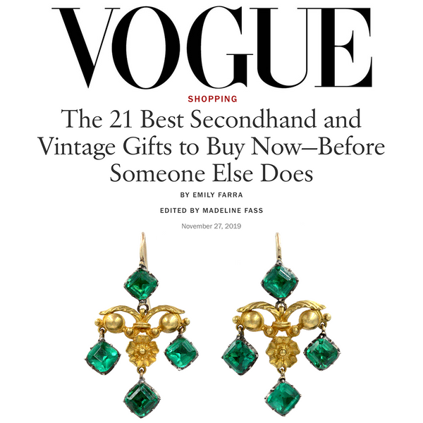 Vogue.com - The 21 Best Secondhand and Vintage Gifts to Buy Now—Before Someone Else Does