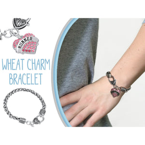 Wheat Chain Runner Bracelet