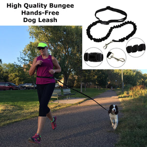 High Quality Hands Free Bungee Dog Leash