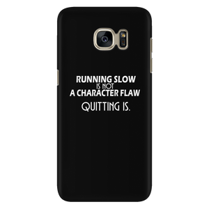 Running Slow Is Not a Character Flaw - Black