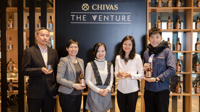 HOHOLIFE is one of the top 5 changemakers of Chivas The Venture 2016