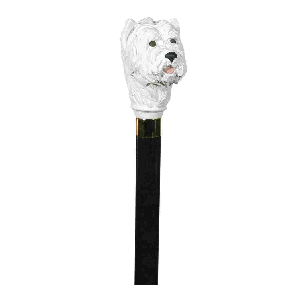 Classic Canes Handpainted Westie Cane - HOHOLIFE