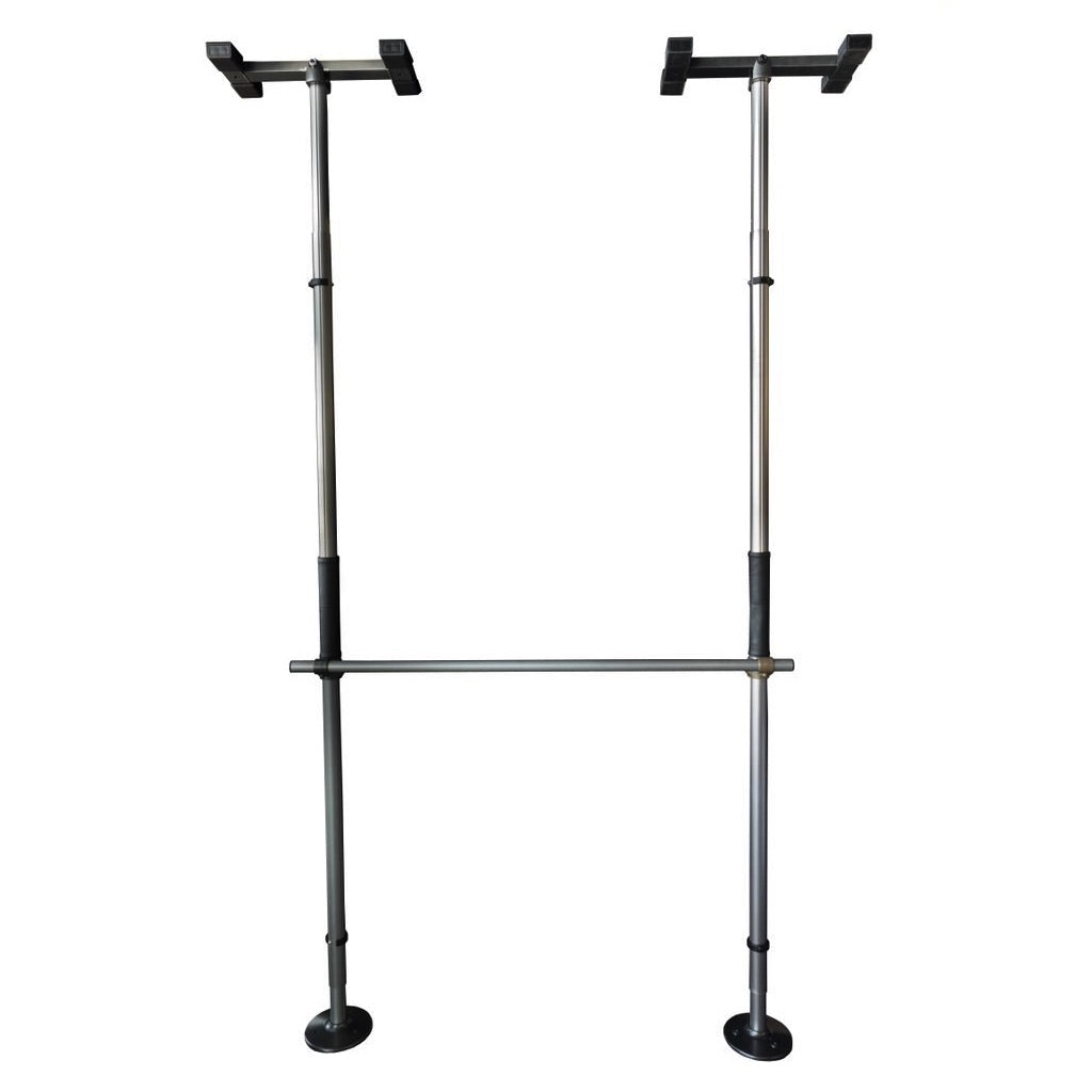 Signature Life Sure Stand Security Pole Horizontal Grab Bar Accessory - HOHOLIFE