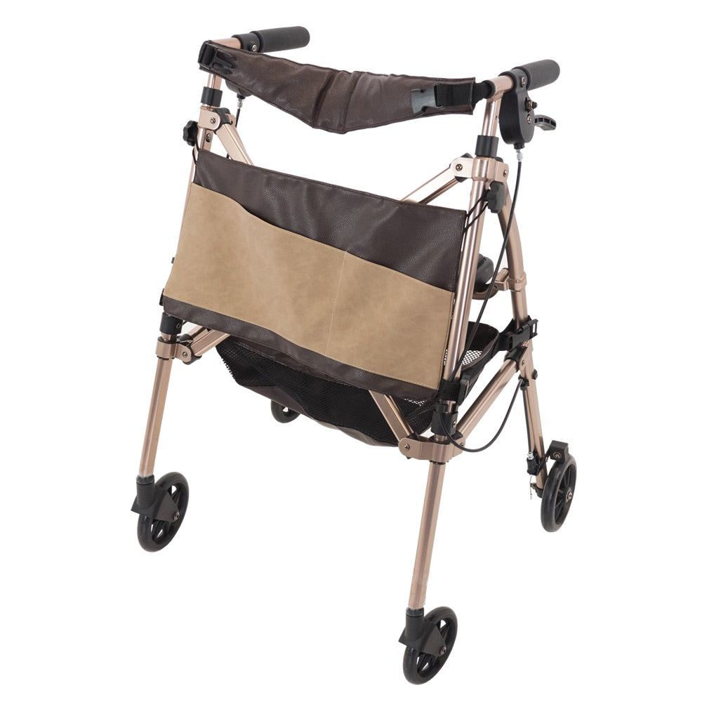 Signature Life Elite Travel Rollator - HOHOLIFE