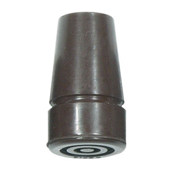 Classic Canes Type F Brown Rubber Ferrule - HOHOLIFE