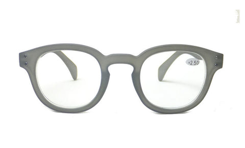 d040306ce8 HOHOLIFE - Silver Age Lifestyle Store - Retro Round Reading Glasses ...