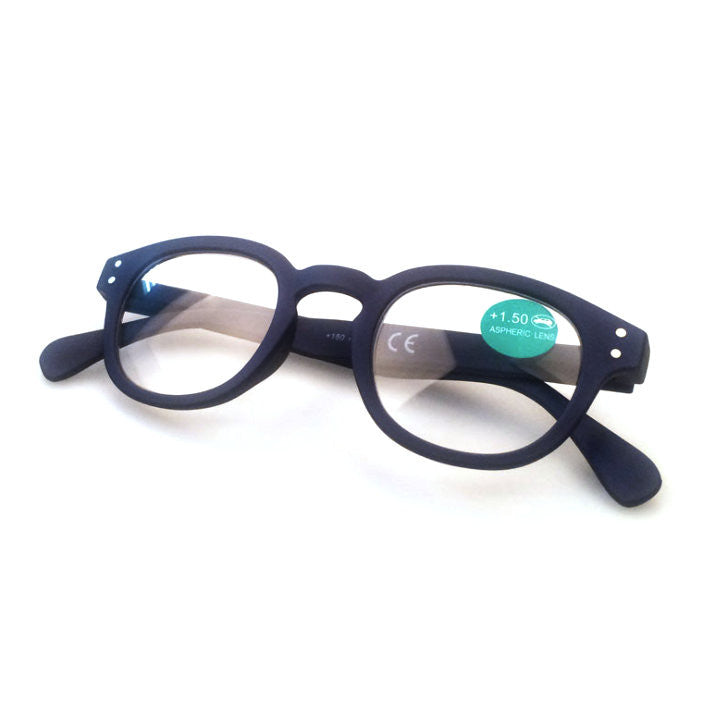 Retro Round Reading Glasses - HOHOLIFE