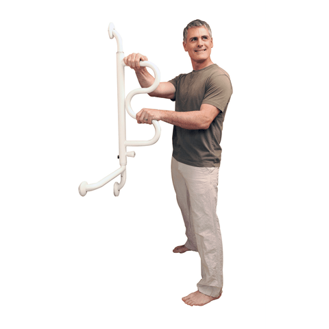 Stander Curve Grab Bar - HOHOLIFE
