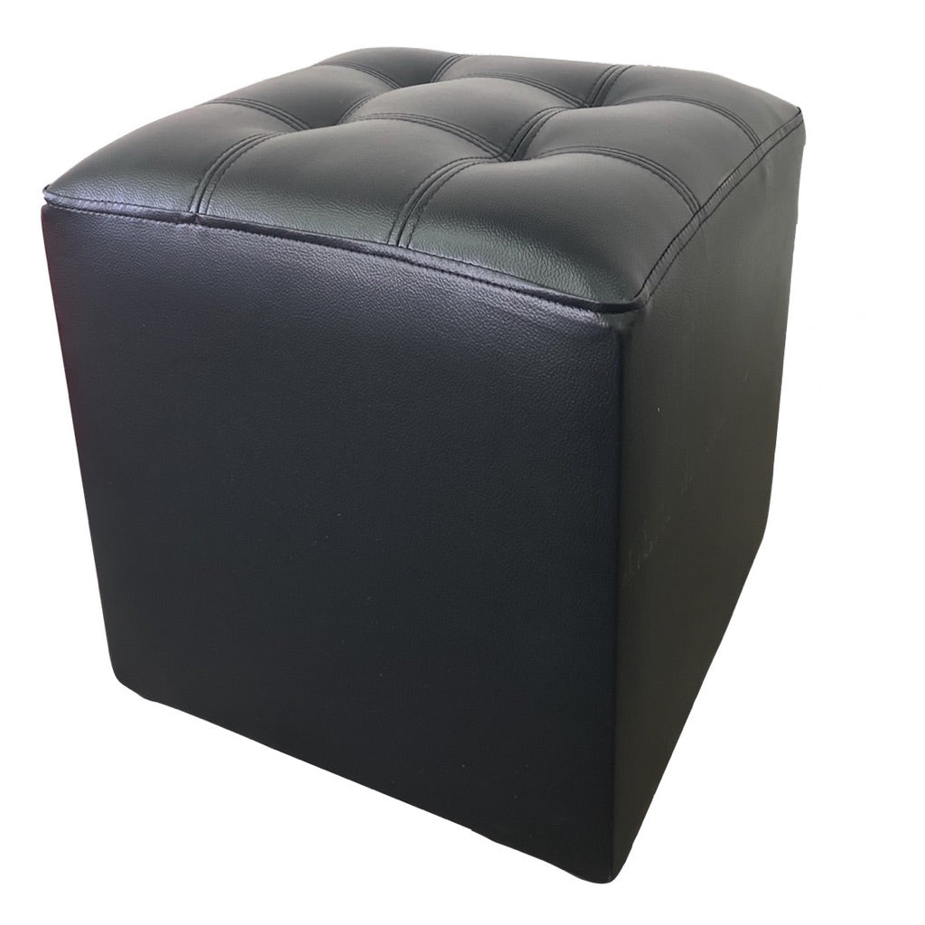 PU Leather Foot Stool