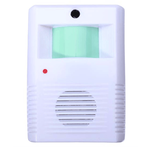 Motion Sensor Alarm (Recordable) - HOHOLIFE