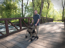 Load image into Gallery viewer, Signature Life Elite Travel Rollator - HOHOLIFE