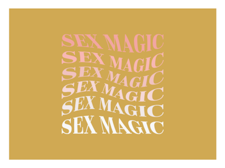 Love, LEVO + Sex Magic