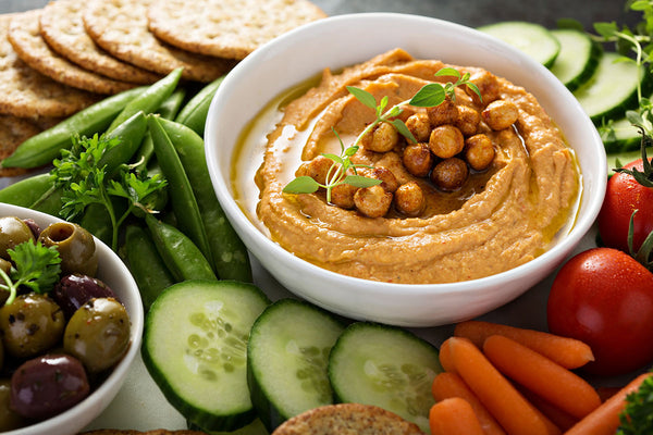 LEVO Hummus Recipe