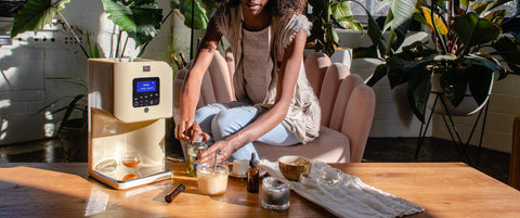 LEVO is a countertop kitchen appliance that infuses oil into anything you can dream up! Body creams, DIY lip balm, at-home beauty and skin care, and more.