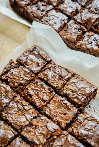 LEVO made brownies with infused oil should be stored safely.