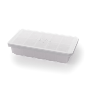 LEVO Herb Block Trays come in 4 colors and make it easy to store and freeze your creations!