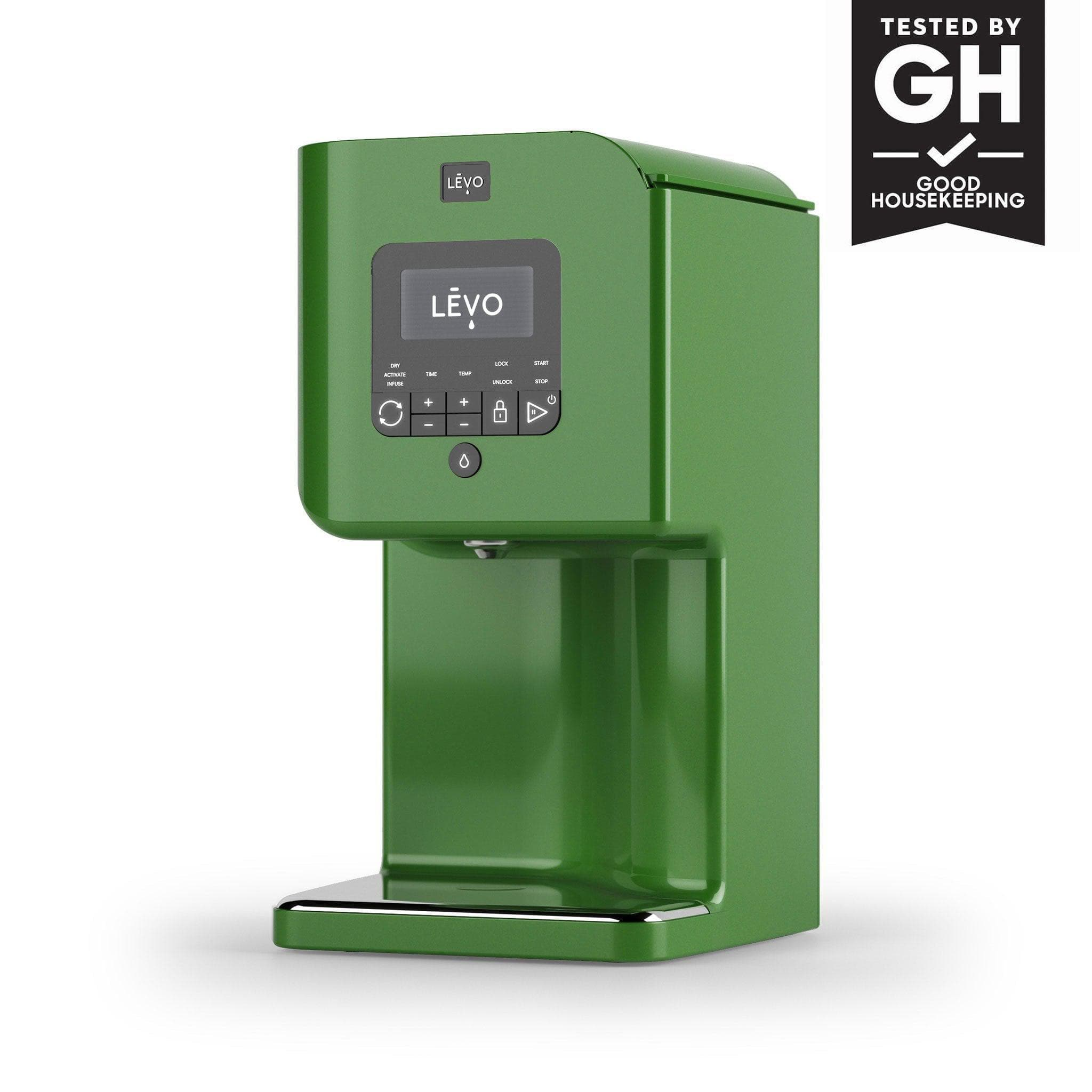 LEVO II in NEW Garden Green - tested and approved by Good Housekeeping.