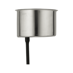 Need a replacement? Shop the Stainless-steel reservoir with attached silicone drain tube for the LEVO I machine.