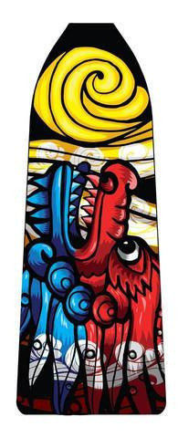 The winner of the design your own paddle is: Richard from the Philippines