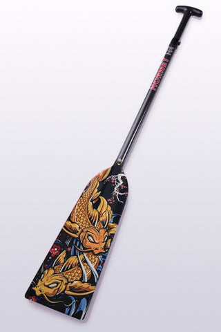 Sakura Koi Fish Hornet STING G16 Dragon Boat Paddle IDBF Approved Available in Fixed length or Adjustable length