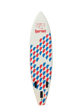 "10'6"" Inflatable SUP Board Package (Blue/Orange) - Hornet Europe - 1"