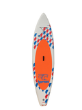 "10'6"" Inflatable SUP Board Package (Blue/Orange) - Hornet Europe - 2"