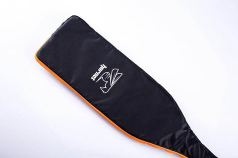 Dragon Boat Paddle Bag (Black/Orange/Silver)