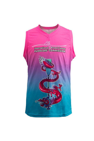 IBCPC Dragon Short Sleeve and Sleeveless Shirts