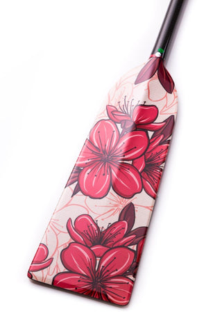 Hibiscus Hornet STING G12 Dragon Boat Paddle IDBF Approved Available in Fixed length or Adjustable length