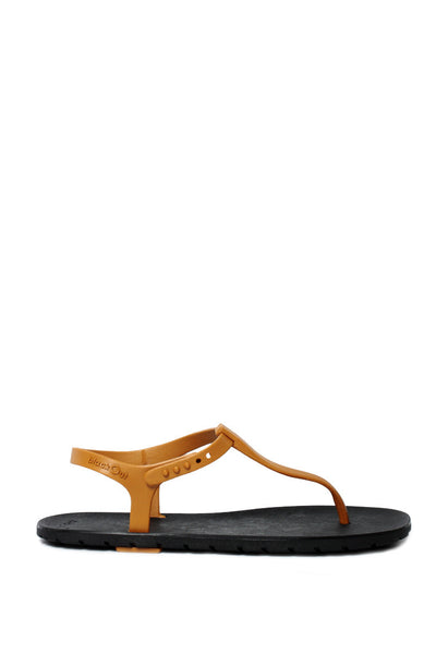Slingback Black x Light Brown
