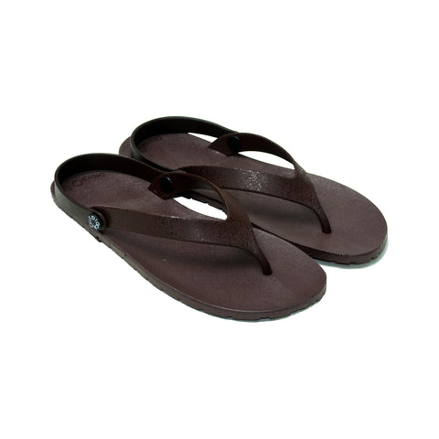 Boat Flippers Brown x Brown
