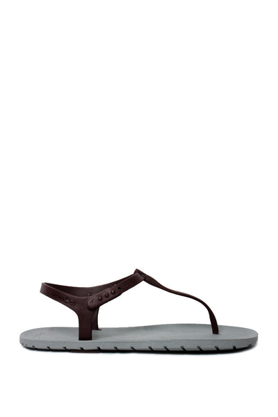Slingback Grey x Brown