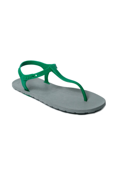 Slingback Grey x Green