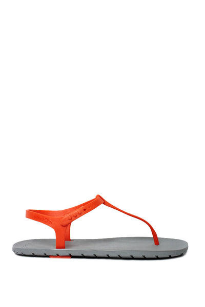 Slingback Grey x Orange