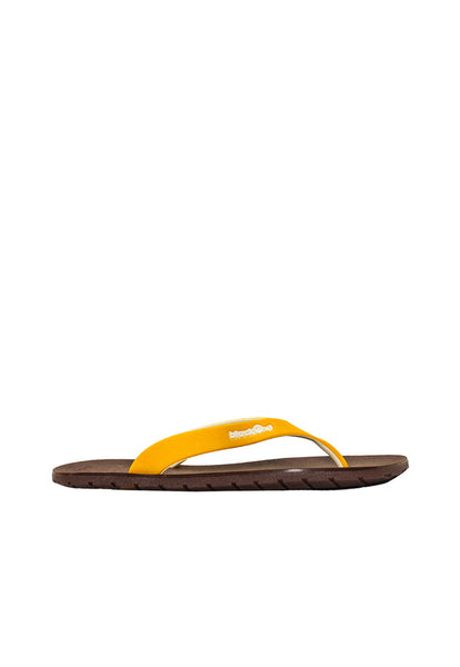 Double Tone Flipper Brown x Yellow/White