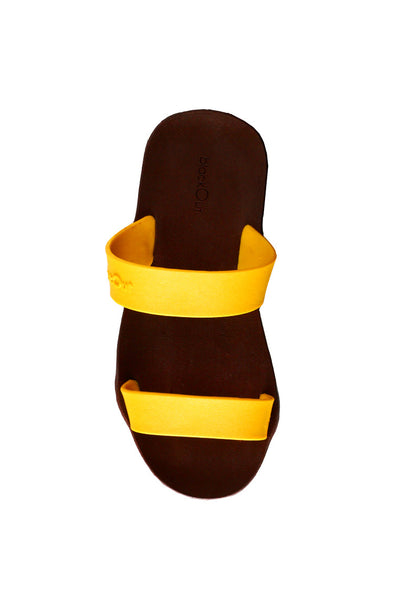 Sling Brown x Yellow