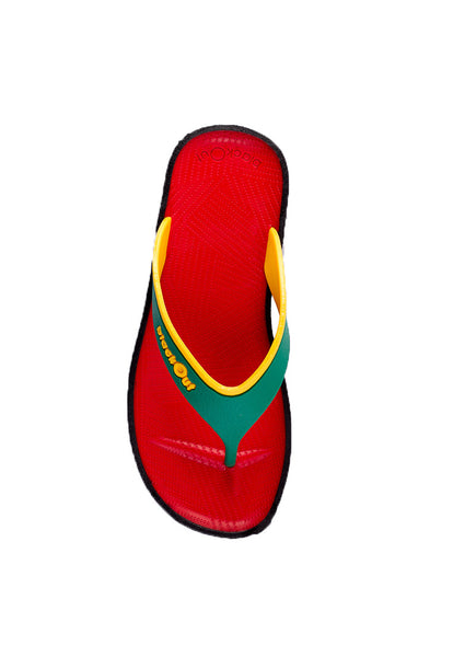 Zyne Flipper Red x Green/Yellow