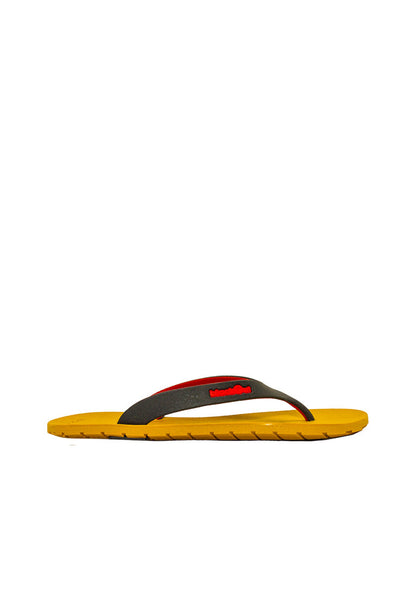 Double Tone Flipper Mustard x Black/Red