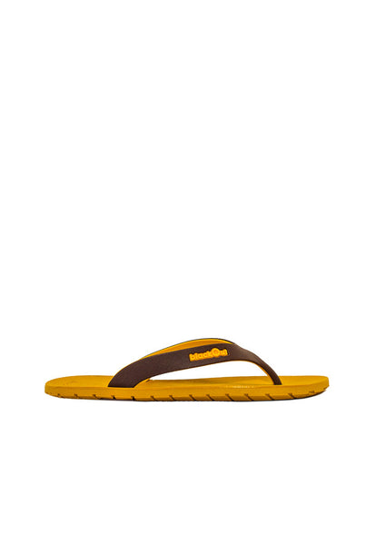 Double Tone Flipper Mustard x Brown/Yellow