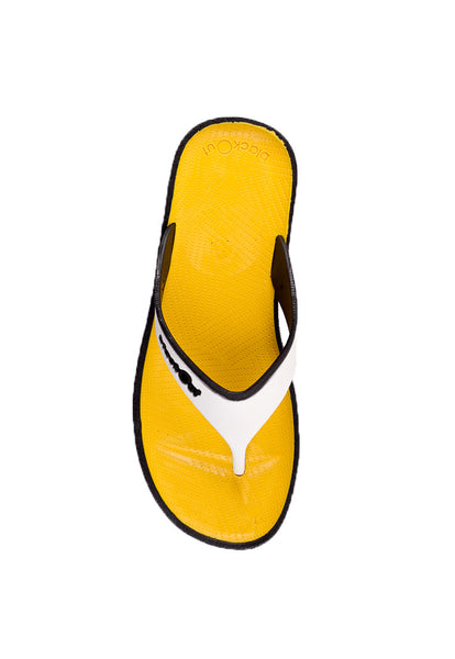 Zyne Flipper Yellow x White/Black