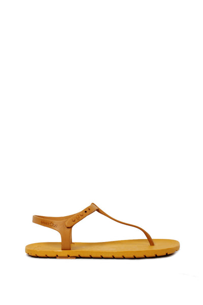 Slingback Mustard x Light Brown