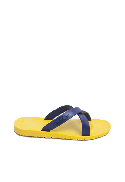 Kids Cross Mustard x Navy Blue