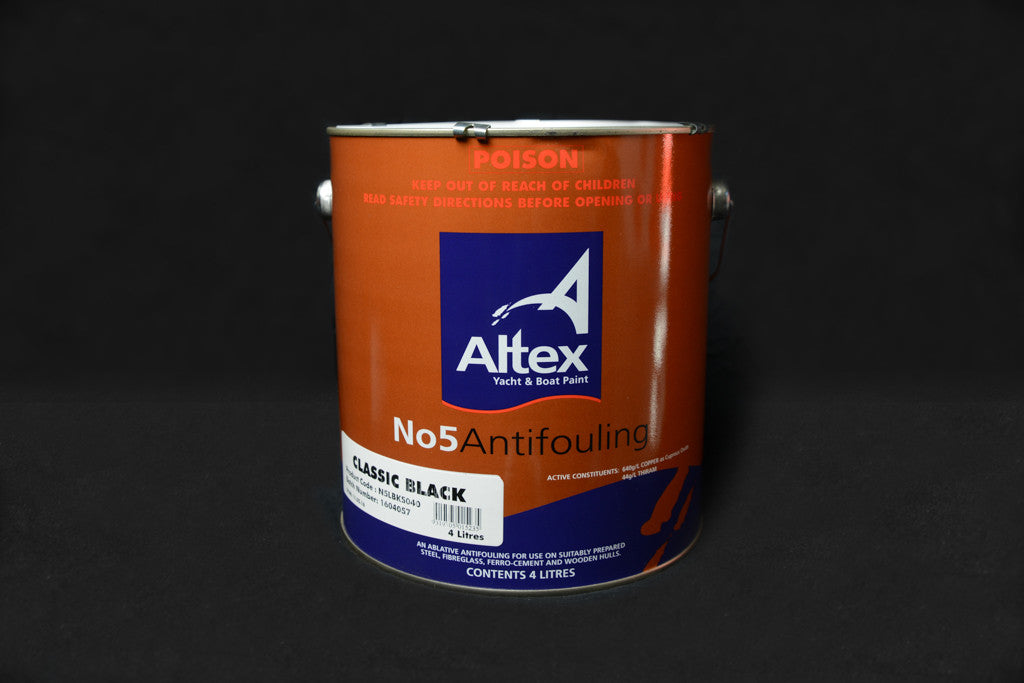No. 5 Antifoul