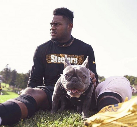 JuJu Smith-Schuster & Boujee
