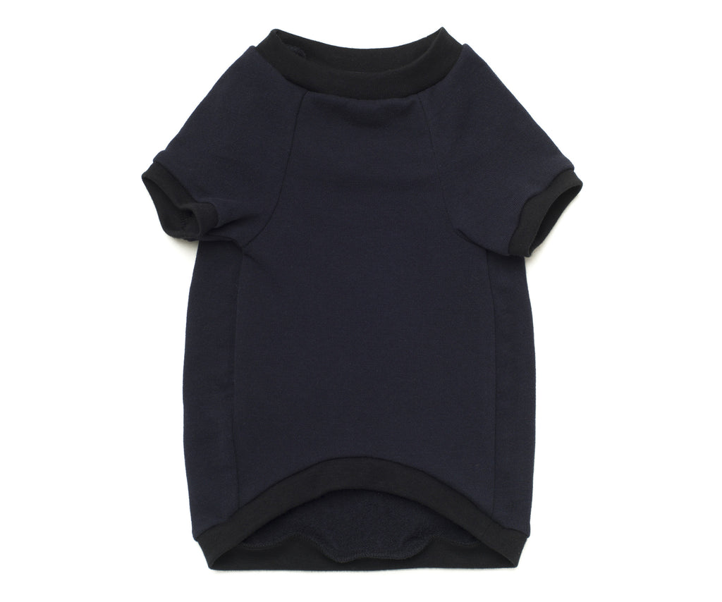 Homerun Pup Shirt Navy - BOSSPUP